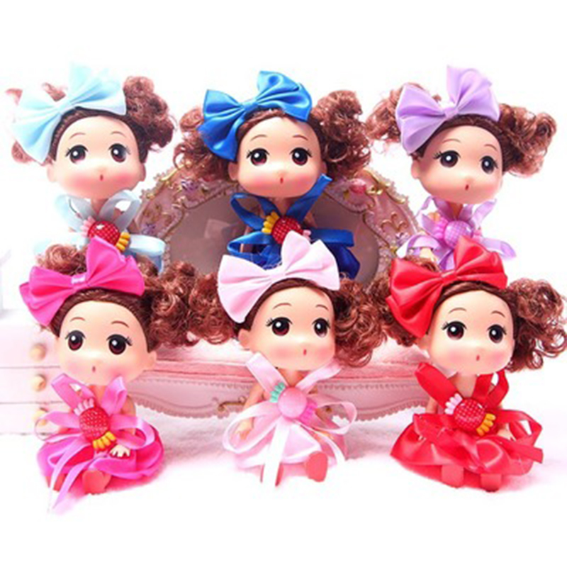 High Quality Large 12CM <font><b>LOL</b></font> <font><b>Doll</b></font> DIY Wear Clothes Girl Action Finger Toys Kids Birthday Gift For Girls Newborn <font><b>Doll</b></font> Reborn Baby image