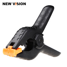 Plastic Tight Clip Clamp Photographic Equipment Universal Use for Photography Paper Background Backdrop Stand Holder(China)