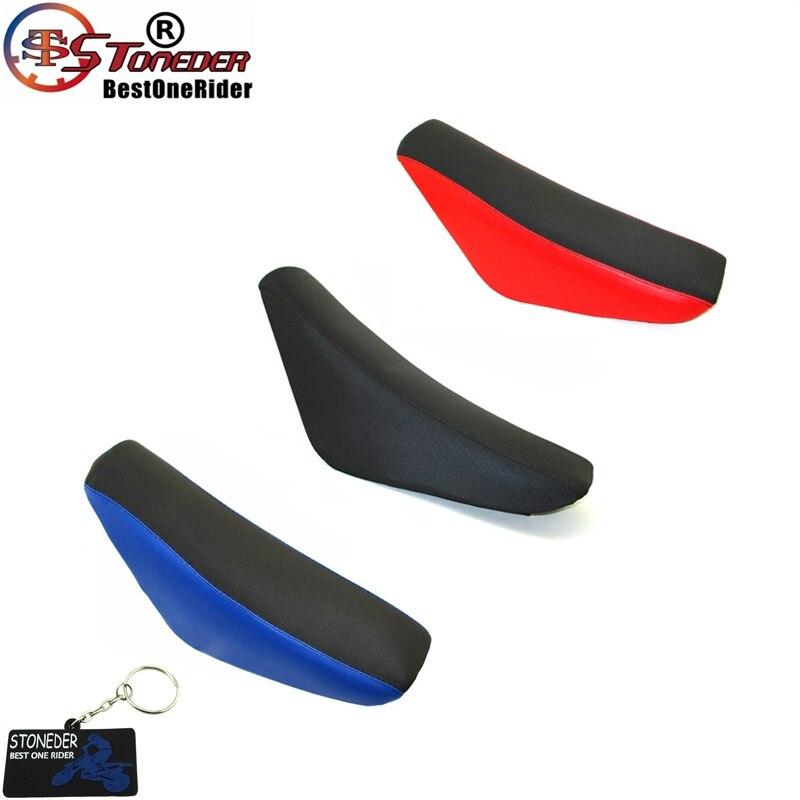 stoneder altura asiento de espuma para Honda CRF50/XR50/pit suciedad motor Trail para bicicleta 50/cc 70/cc 90/cc 110/cc 125/cc 140/cc 150/cc 160/cc chino fabricado CRF50/XR50/SSR YCF IMR Atomik r