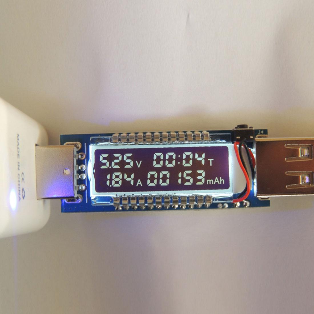 USB Charger Doctor Medical Power Detector Test Of battery Current Voltage Tester