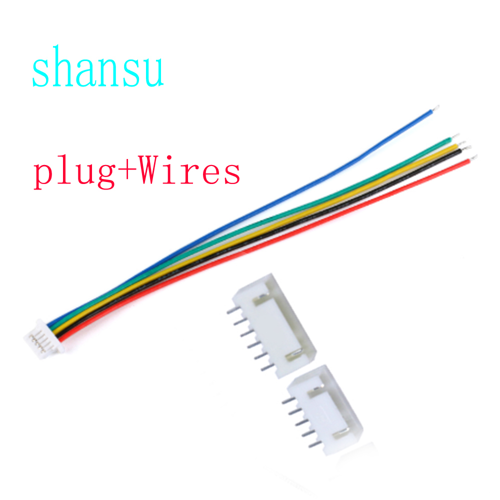 Yuansichuang JST XH2.54 XH 2.54mm Cable Connector 2/3/4/5/6/7/8/9/10/11/12/13 Pin