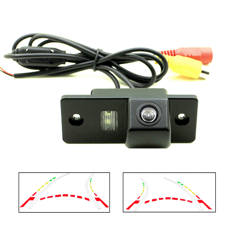 CCD Car Rear View Camera Reverse Parking For PORSCHE CAYENNE  VW TIGUAN FABIA Santana TOUAREG POLO Sedan PASSAT GOLF V