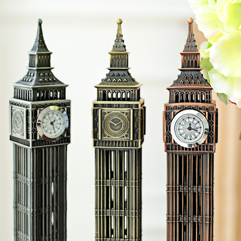 A large British tourist souvenirs London landmark Big Ben classic - Home Decor - Photo 3