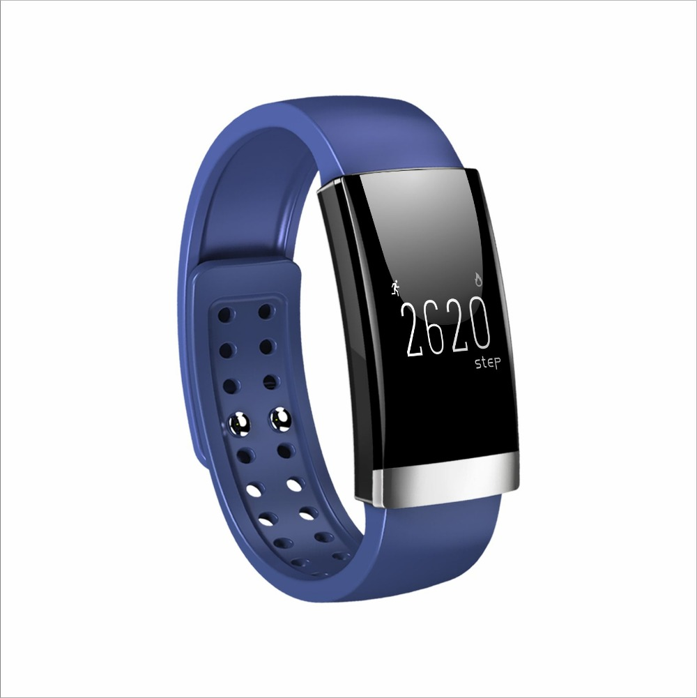 NEW MS01 bluetooth sport band smart wristband Bracelet support alarm heart rate remote camera anti lost