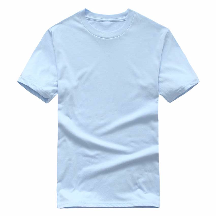 19 New Solid color T Shirt Mens Black And White 100% cotton T-shirts Summer Skateboard Tee Boy Skate Tshirt Tops European size 18