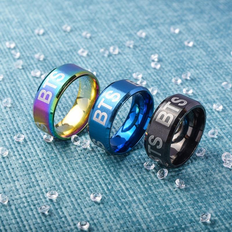 BTS Rings