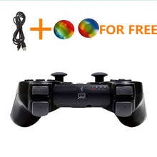 Factory directly sale Wireless Bluetooth Game Controller For PS3 PS 3 Playstation 3 Joystick gamepad joypad with Vibration