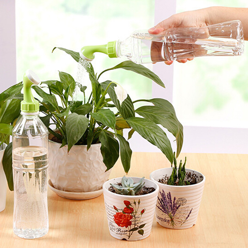 Best Ing 1pcs Small Gardening Tools Watering Sprinkler Portable Household Potted Plant Waterer Water Bottle Sprayer In Sprayers From Home Garden On