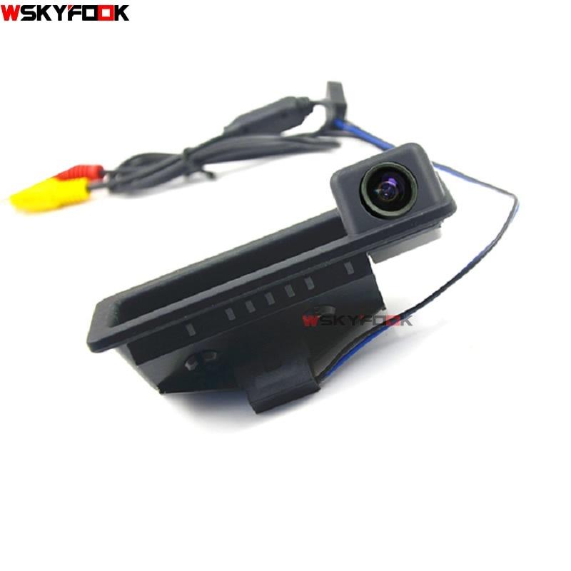 CCD auto kamera za BMW 3/5 serije BMW X5 X1 X6 E39 E46 E53 E82 E81 E81 E71 E71 E72