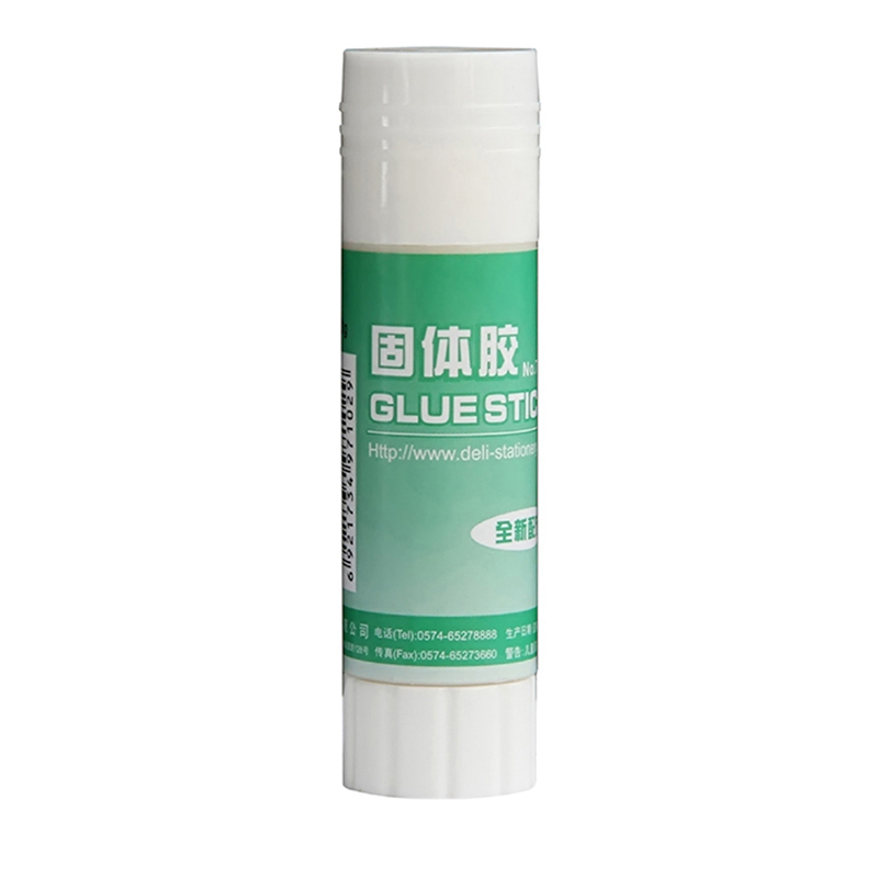 Solid Glue Stick High Viscosity Adhesive Solid Glue For Home Use Student Stationery School Supplies School Glue 21g 1pc