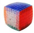 Nuevo de Moyu Aofu 7x7 moyu negro cubo Mágico 7x7x7 cubo de la velocidad stickerless rompecabezas Brillante y Aofu negro Regalos de Navidad para Niños