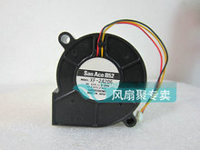 Original Sanyo XF-24206 5cm 5015 12V 0.09A 3 lines projector blower  cooling fan