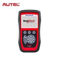 Autel MaxiCheck Pro Otomatik Tanı Aracı Kod Tarayıcı EPB ABS SRS SAS DPF Araba Tarayıcı Otomotiv OBD2 Otomatik Tarayıcı
