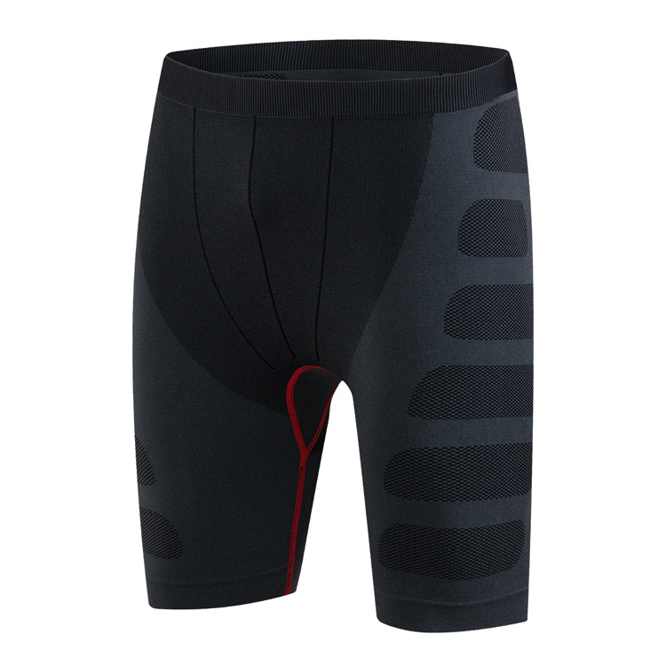 Running Shorts Men Sports Quick Dry Breathable Compression Fitness Tights Stretch Gym Short Pants Male Workout Training Shorrts