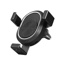Gravity Car Mount Phone Holder Wireless Charger Air Vent Mount Clip for Universal Phones SGA998