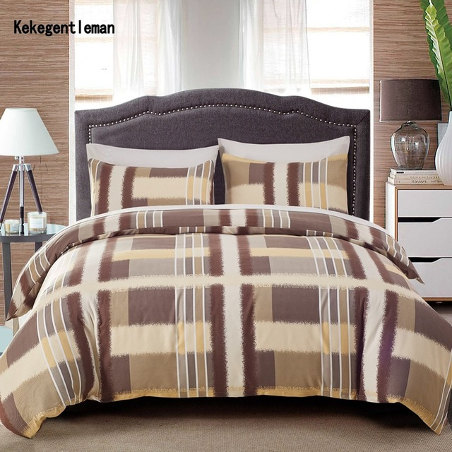 Abstract printing Bedding set Duvet Cover Set Impressionism Duvet Cover & Pillowcase Twin Queen King Size Home Textile