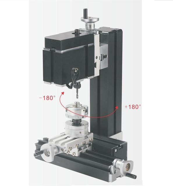 Stół Adapater gwint M12 * 1 dedykowany Zhouyu Metal Mini uniwersalna maszyna obrotowy stół akcesoria
