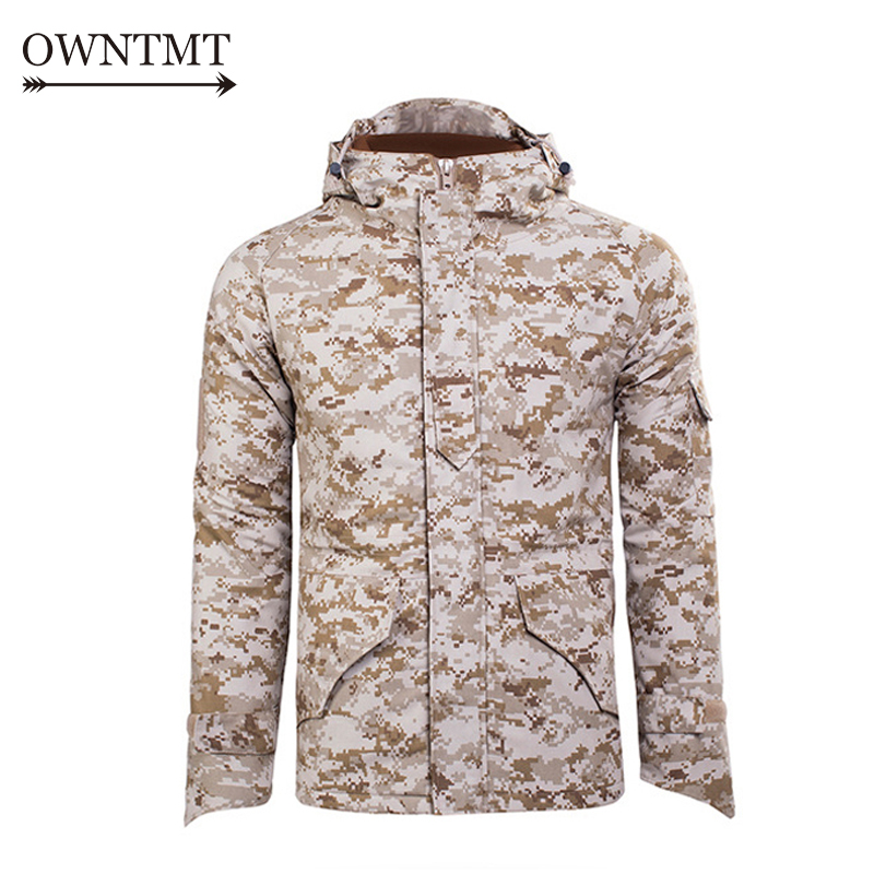 Sports & Entertainment Lovely Upgrade M65 Tactical Jacket Men Us Army Waterproof Windbreaker Multi-pocket Camouflage Military Outdoor Camping Hunting Coat Camping & Hiking