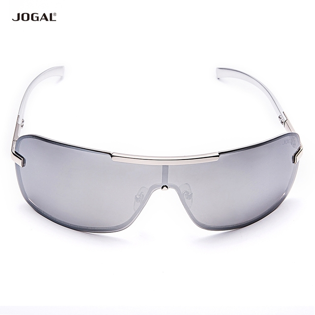 JOGAL Business Man Driving Aluminum Magnesium Frame Sunglasses Luxury Eyewear Accessories UV Procting Summer Wear 2016 Hot Sale