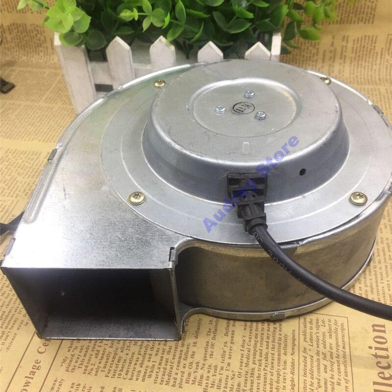 D'occasion EBM DC24V 45 W 1.9A 225 m3/H tout métal allemand Turbine centrifuge Purification d'air ventilateur ventilateur G1G133-DE19-15