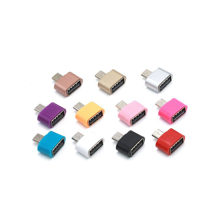 micro usb to usb otg adapter 2.0 converter for android phones best buy