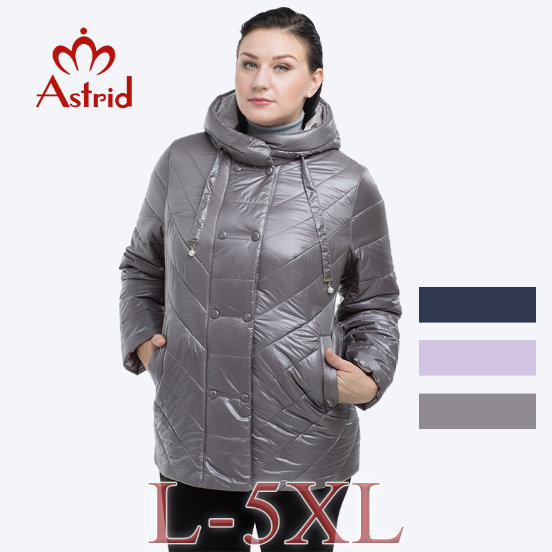 Winter Frauen Jacke Warme Hohe Qualität weiblichen Mantel Parkas Winter Mantel mit Astrid 2018 Neue ankunft Winter Sammlung FR-6616
