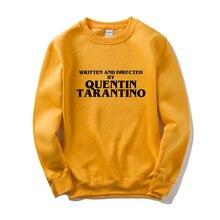 Gaaj Được Viết Và Đạo Diễn Bởi Quentin Tarantino Nam Nữ Áo Bông Màu Vàng Nam Người Trang Dạo Phố Hip Hop Thương Hiệu 3XL