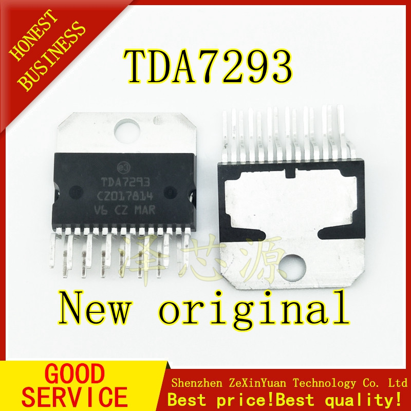 2PCS/LOT TDA7293 7293 ZIP-15 New Original