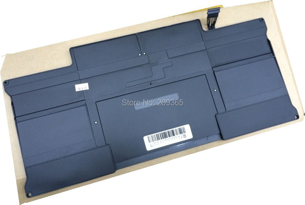 Brand New Battery A1405 For MacBook Air 13 A1369 Mid 2011 A1466 Mid 2012, equipped with two screwdrivers