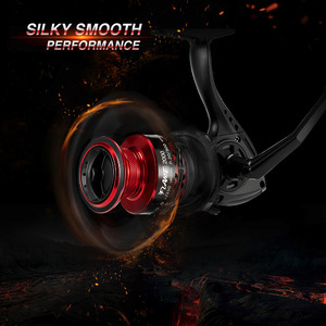 Image 5 - Piscifun Flame Spinning Reel 10 BB 5.2:1 Gear Ratio 9KG Max Drag Graphite Hollow Body Braid Ready Spool Ultra Light Fishing Reel