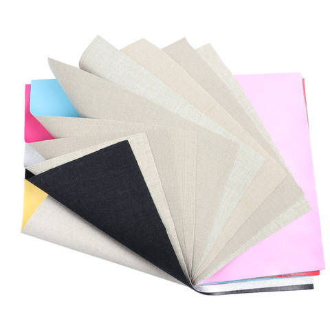 JOJO BOWS 22*30cm 1pc Faux Synthetic Leather Fabric Solid Sheet Home Wedding Decoration DIY Hair Bows Supplies Apparel Sewing Islamabad