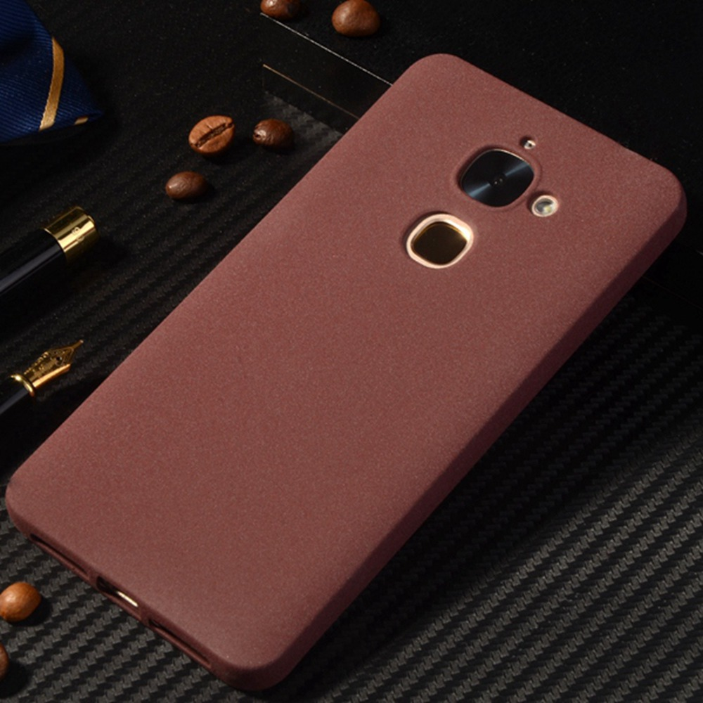 new concept 9c4cd a5bd9 US $3.98 |Case For Letv 2 Case Cover Luxury Matte Silicone Full Protection  Back Cover For LeEco Le2 Cases Soft Plastic Coque Housing Capa-in Fitted ...