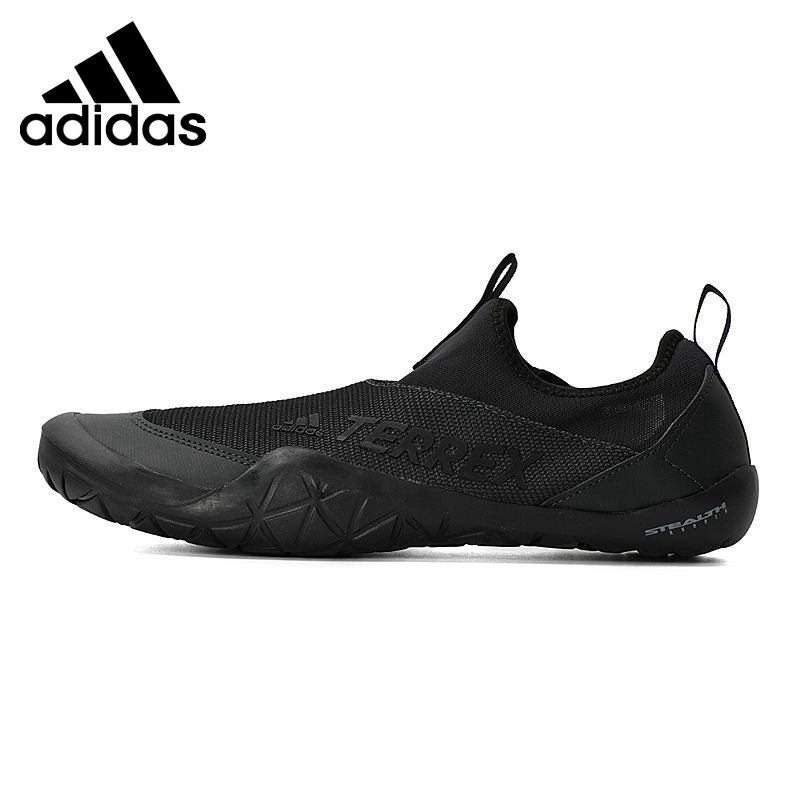 все цены на Original New Arrival 2018 Adidas Men's Hiking Shoes Aqua Shoes Outdoor Sports Sneakers