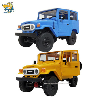 WPL C34 K & C34KM 1:16 Toyota FJ40 4WD Climbing Off-road Truck Remote Control Car DIY Accessories Modified Upgrade Boy Toy Model