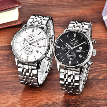 Luxury Brand High Quality Quartz Watch For Men 4