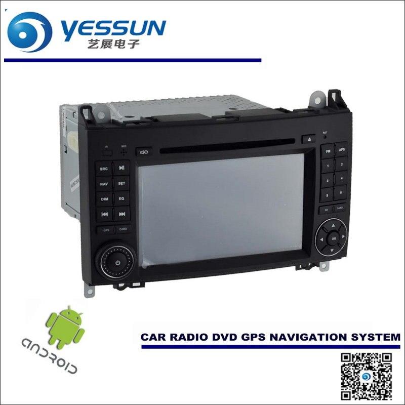Coche Android Sistema de Navegación Para VW Crafter Volt LT3 2002 ~ 2013 a Radio