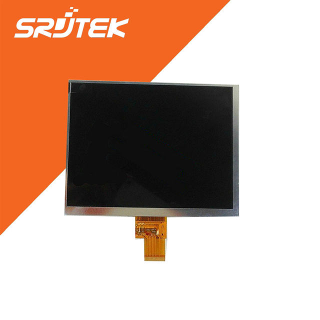 """8 """"Tela Lcd Full Para Explay Surfista 8.02/Surfista 8.31/Ostras T8 3G 40 pinos 174*135*2.8mm (P/N: HE080IA-04)"""