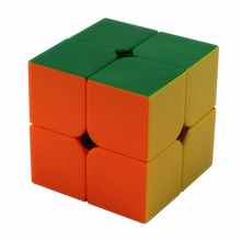 2x2x2 Magic Cube Mini Cube Brain Twist Puzzle Cube Anti Stress Fidget Toys Neo Cubo Magico Cubo Magico 2x2x2 60J0126