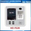 Biometric Fingerprint reader door lock pin code Access Control EM card reader built-in time attendance,Free shipping!