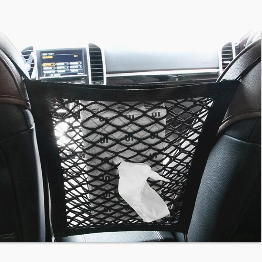 Hot New Car Styling Storage Net For Ford Focus 2 3 Fiesta Mondeo Kuga Citroen C4 C5 C3 Skoda Octavia 2 A7 A5 Rapid Fabia Distinctive For Its Traditional Properties Automobiles & Motorcycles