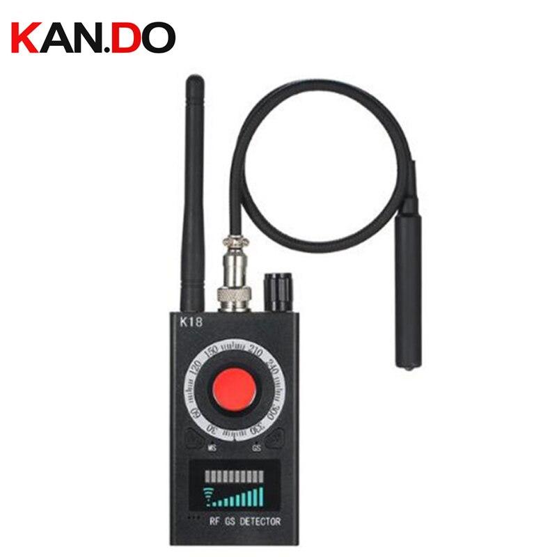 Comprare RF Scanner Detector Per Spy Camera FinderBug Rilevatore Di