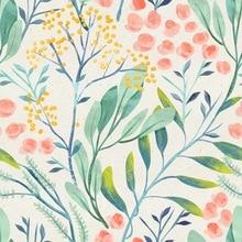 Fondo de fotografía Floral vintage flores de acuarela fondo de fotografía para recién nacido Niño estudio foto telones de fondo D-9595