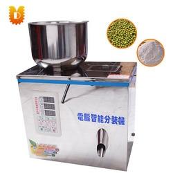 1-99g Grain/flour/pellet weighting and filling machine
