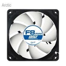 Arctic F8 PWM PST 4pin 8cm Cooler cooling fan 80mm temperature contro fan 850 2000RPM 20