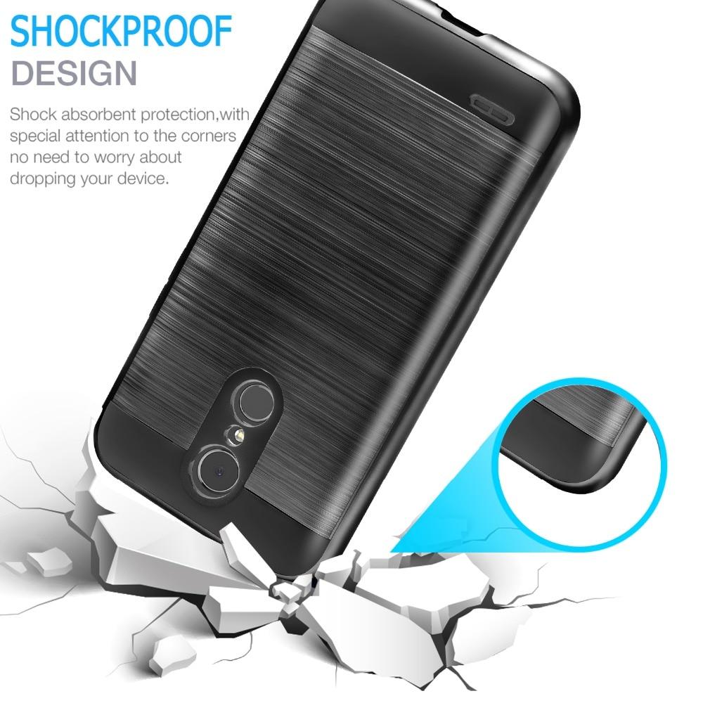 phone case lg k20 BK4