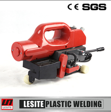 Lesite landfill construction welding machine geomembrane wedge welder