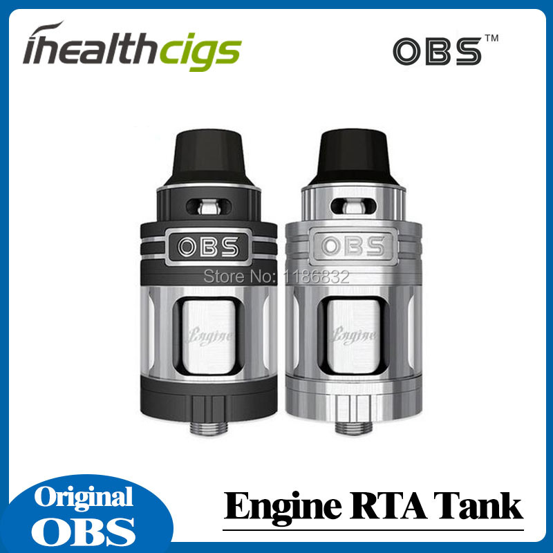100 Original OBS Engine Tank 5 2ml Top Filling and Airflow Never Leak out isolated Rebuild