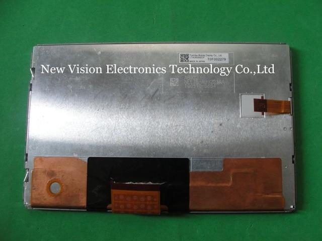 LTA080B922F оригинальный A + качество, 8 дюймовый ЖК дисплей, экран для автомобильной GPS навигации