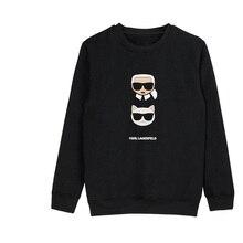 SMZY KARL Hoodless Hoodies Women Sweatshirts Cheap