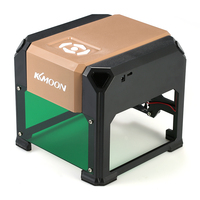 KKmoon K5 3000mW DIY Mini USB Laser Engraving Machine Automatic CNC Wood Router Laser Engraver Printer Cutter Cutting Machine